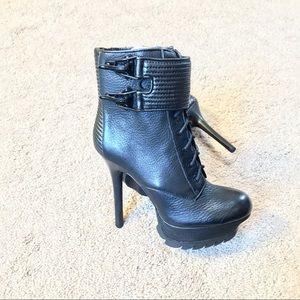 e91c1ed5f1ce5 Sam Edelman Shoes - Sam Edelman Vixen Platform Booties